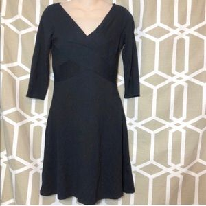 🌻 Any Taylor LOFT Little Black Dress Womens 0